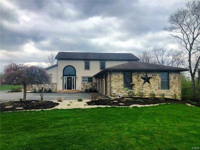 Middletown Single Family Home For Sale: 6275 Hendrickson Road