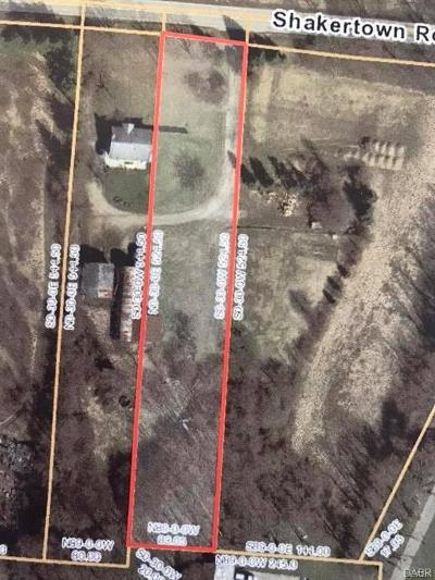 Beavercreek Residential Lots & Land For Sale: 3969c Shakertown Road