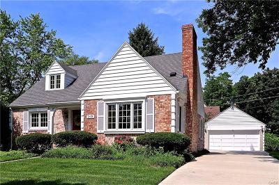 Oakwood Single Family Home Active/Pending: 2403 Roanoke Avenue