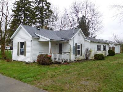 South Charleston Single Family Home For Sale: 330 Clifton Road