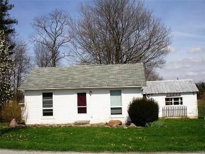 Cedarville Single Family Home For Sale: 3220 Tobias Road