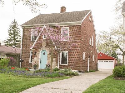 Oakwood Single Family Home Active/Pending: 320 Claranna Avenue