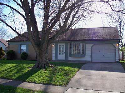 Vandalia Single Family Home For Sale: 227 Halifax Drive