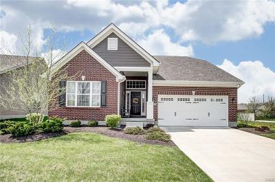 Kettering Single Family Home Active/Pending: 1310 Phoenix Place