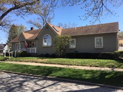Oakwood Single Family Home For Sale: 1901 Shroyer Road