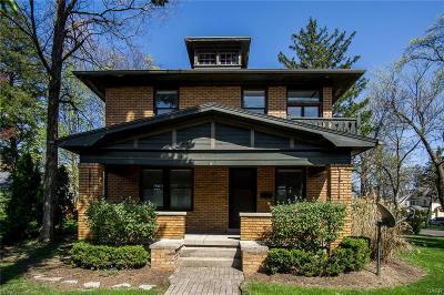 Oakwood Single Family Home For Sale: 718 Far Hills Avenue