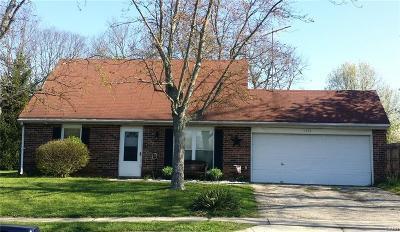 Troy Single Family Home For Sale: 1432 Skylark Drive