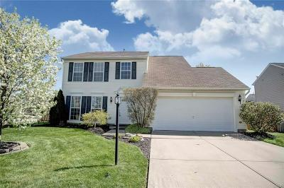 Miamisburg Single Family Home Active/Pending: 2445 Featherston Drive