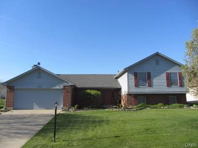 Bellbrook Single Family Home For Sale: 3780 Polo Trace Court