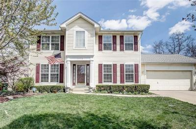 Miamisburg Single Family Home Active/Pending: 3436 Old Lantern Court
