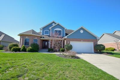 Troy Single Family Home For Sale: 2674 Stonebridge