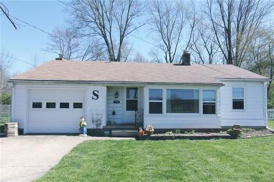Troy Single Family Home For Sale: 1948 Old Staunton Road