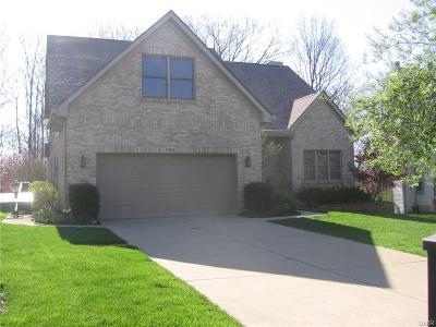 Vandalia Single Family Home Active/Pending: 1082 Mistic Lane