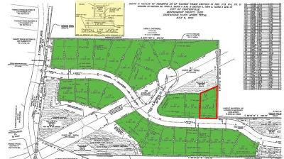 Centerville Residential Lots & Land For Sale: 825 Hidden Branches Drive