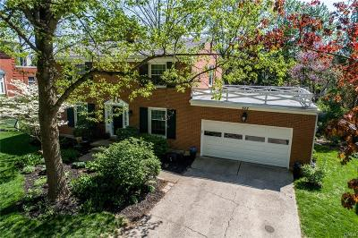 Oakwood Single Family Home For Sale: 822 Harman Avenue