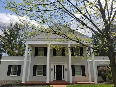 Oakwood Single Family Home For Sale: 210 Maysfield Road