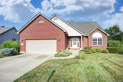 Centerville Single Family Home For Sale: 8867 Winston Farm Lane