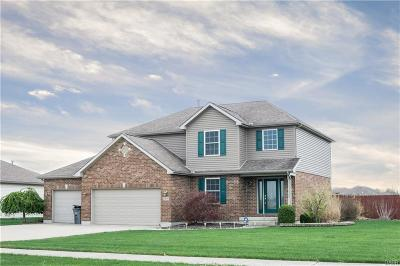 Troy Single Family Home Active/Pending: 3070 Parkwood Drive