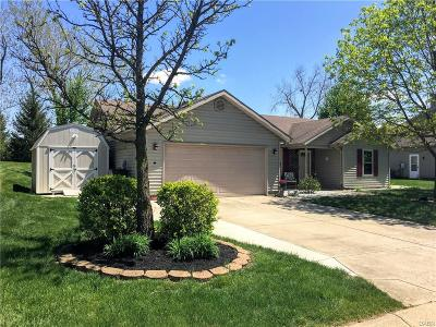 Troy Single Family Home For Sale: 3185 Redbud Drive