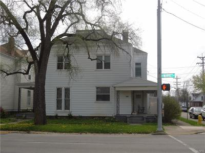 Troy Multi Family Home For Sale: 433 Market Street