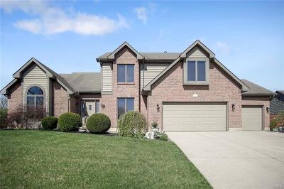 Vandalia Single Family Home Active/Pending: 1217 Woodland Meadows Drive