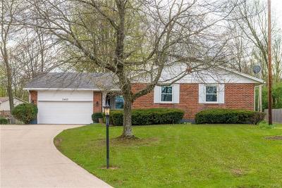 Beavercreek Single Family Home Active/Pending: 3483 Sunnyside Drive