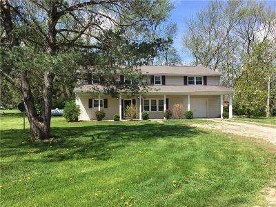 Brookville Single Family Home For Sale: 7149 Brookville Salem Pike
