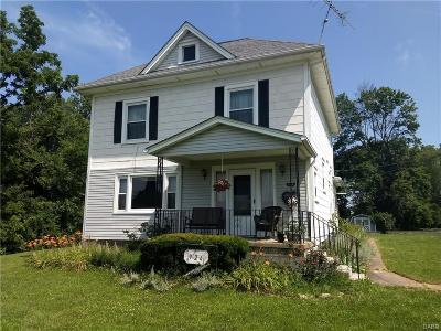 Springfield Single Family Home For Sale: 926 Home Road