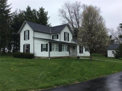 Jamestown Single Family Home Active/Pending: 5693 Jeffersonville Road