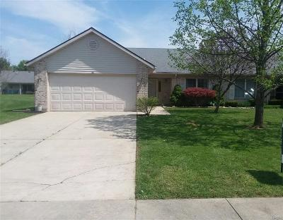 Englewood Single Family Home Active/Pending: 121 Brumbaugh Court