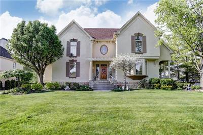 Centerville Single Family Home For Sale: 1110 Wheatfield Court