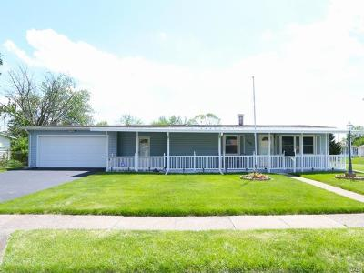 New Carlisle Single Family Home Active/Pending: 232 Rawson Drive