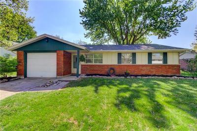Fairborn Single Family Home For Sale: 5124 Melvina Street