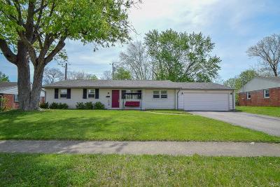 Vandalia Single Family Home For Sale: 302 Buttercup Avenue