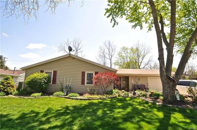 Troy Single Family Home Active/Pending: 1650 Amesbury Road