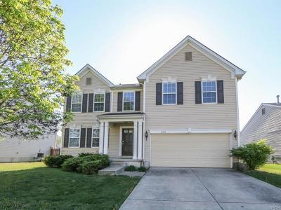 Fairborn Single Family Home For Sale: 2352 McDanielles Drive