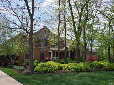 Centerville Single Family Home For Sale: 10811 Falls Creek Lane
