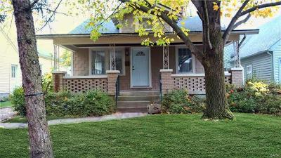 Dayton Single Family Home For Sale: 2851 Winburn Avenue