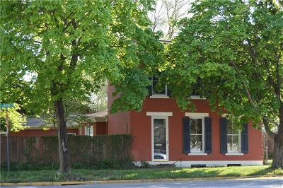 Troy Single Family Home For Sale: 320 Main Street