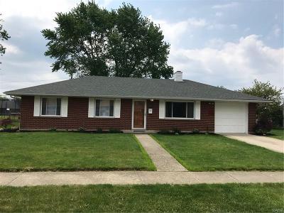 Vandalia Single Family Home For Sale: 638 Greenhurst Drive