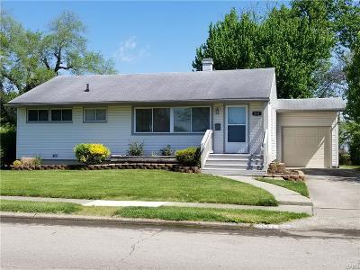 Fairborn Single Family Home For Sale: 531 Grant Street