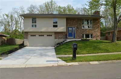 Dayton OH Single Family Home For Sale: $172,900