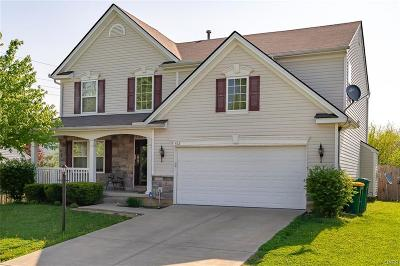 Fairborn Single Family Home For Sale: 512 Cleary Drive