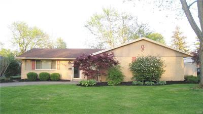 Fairborn Single Family Home Active/Pending: 1994 Kathy Drive