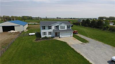 Troy Single Family Home Active/Pending: 3095 Peterson Road