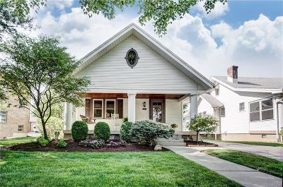 Oakwood Single Family Home Active/Pending: 244 Peach Orchard Avenue