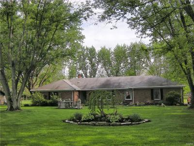 Troy Single Family Home For Sale: 1415 Barnhart Road