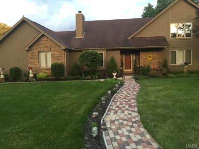 Vandalia Single Family Home Active/Pending: 1505 Cambron Court