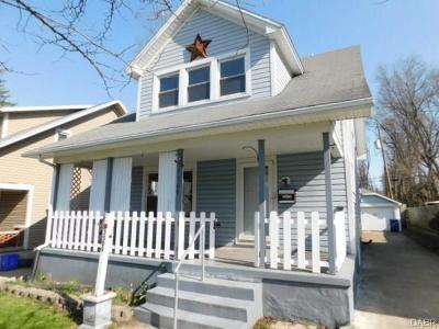 Dayton Single Family Home For Sale: 3509 5th Street