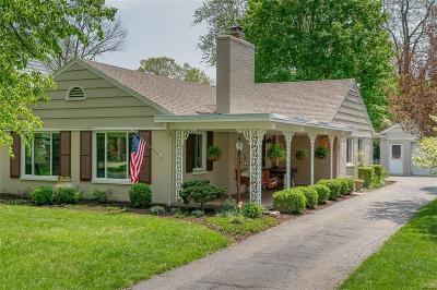 Oakwood Single Family Home Active/Pending: 344 Spirea Drive